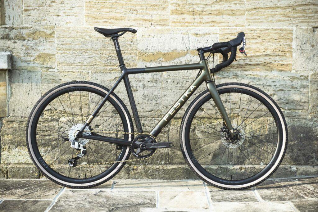 Festka Rover Gravel Bike Thebiketailor